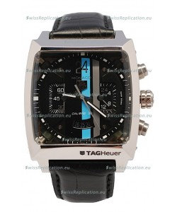 Tag Heuer Monaco Concept 24 Swiss Replica Watch in Black Dial