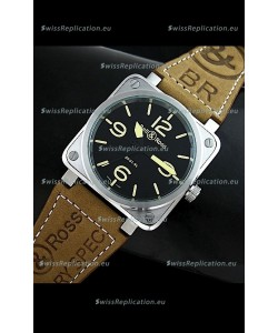 Bell and Ross BR01-94 Swiss Replica Steel Casing Watch