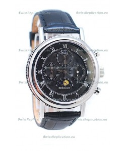 Breguet Classique N2653 Swiss Replica Watch in Black Dial