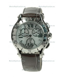 Chopard Happy Sport Diamonds Edition Replica Watch