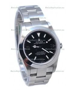Rolex Explorer 2011 Edition Swiss Replica Watch - 43MM