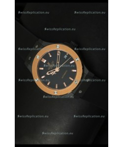 Hublot Classic Fusion 39MM PVD Coated Case Watch