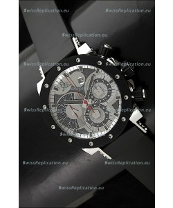 Jacob and Co EPIC II Swiss Watch in Grey Dial