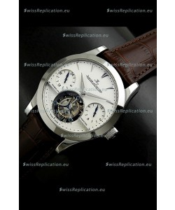 Jaeger LeCoultre Tourbillon Perpetual GMT Tourbillon Watch