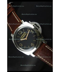 Panerai Luminor PAM372 Swiss Watch - P.3000 Movement Watch 1:1 Replica