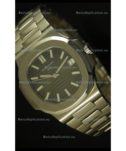 Patek Philippe Nautilus 5711 Jumbo Swiss Watch Brown - 1:1 Ultimate Mirror Replica