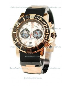 Ulysse Nardin Maxi Marine Chronograph Replica Watch