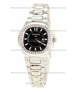 Patek Philippe Nautilus Ladies Replica Steel Watch