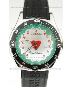 Corum Bubble Dive Royal Flush Edition japanese Watch