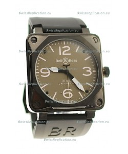 Bell and Ross BR01-92 Limited Edition Japanese Watch