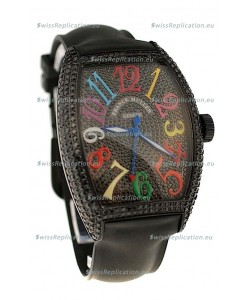 Franck Muller Master of Complications Swiss Replica PVD Watch