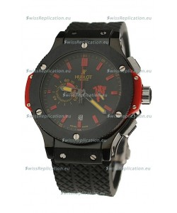 Hublot Big Bang Man United Edition Japanese Replica Watch