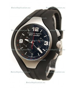 Porsche Design 911 Turbo Speed II Chronograph Japanese Watch
