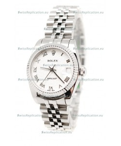 Rolex DateJust Mid-Sized Swiss Replica Watch