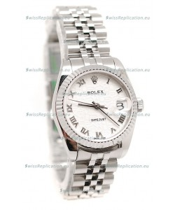 Rolex DateJust Mid-Sized Japanese Replica Watch
