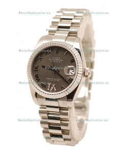 Rolex Datejust Diamond VI Japanese Replica Watch