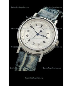 Breguet 452 K Swiss ETA Watch in White Dial