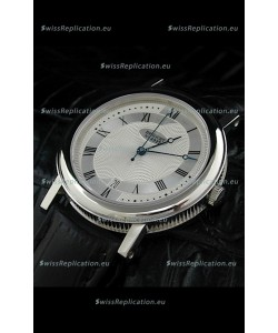 Breguet REF. 3965 Swiss Watch in Grey Dial