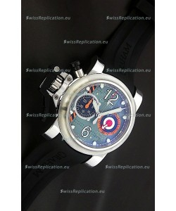 Graham Overlord Mark 3 Swiss Replica Watch