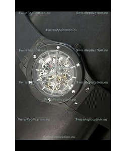 Hublot Classic Fusion Japanese Replica Watch in PVD Casing