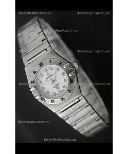 Omega Constellation Ladies Japanese Quartz Watch