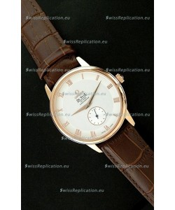 Omega DeVelie Co-Axial Chronometer Japanese Watch