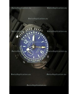 Panerai Luminor Submersible PAM193 Japanese Replica Watch Blue Dial