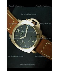 Panerai Luminor Marina 42MM Japanese Replica Watch Pink Gold
