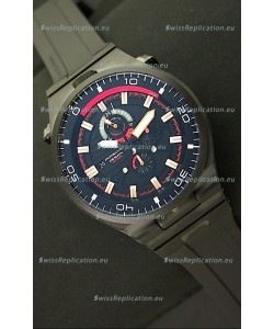 Porsche Design Diver Japanese Replica PVD Watch