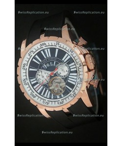 Roger Dubuis Excalibur Tourbillon Japanese Watch