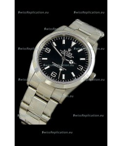 Rolex Explorer series Swiss Replica Steel Watch