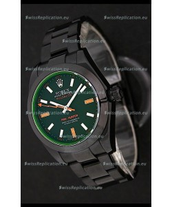 Rolex Pro-Hunter Milgauss Swiss Replica PVD Watch