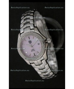 Tag Heuer Link Swiss Ladies Watch in Steel