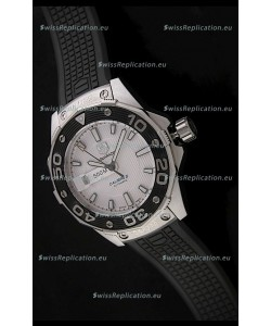 Tag Heuer Grand Carrera Caliber 5 Swiss Watch in White Dial
