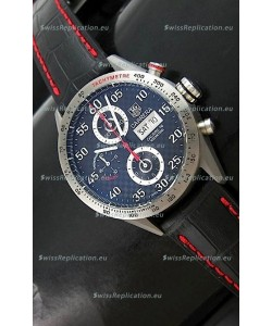 Tag Heuer Carrera Swiss Titanium Watch
