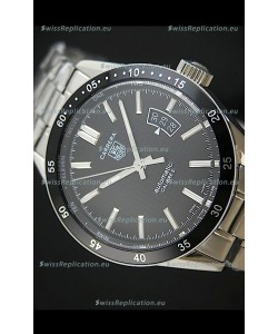Tag Heuer Carrera Calibre 5 Swiss Replica Black Dial Watch