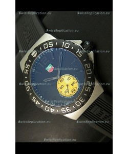 Tag Heuer Formula 1 Japanese Replica Watch in Quartz Movement - All Black Dial
