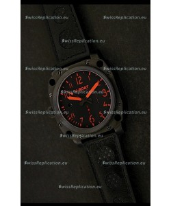 U-Boat Thousands of Feet Black PVD Watch