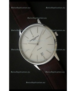 Vacheron Constantin Patrimony Japanese Watch in White Dial