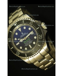 Rolex Sea Dweller Deepsea Blue Dial Swiss Watch