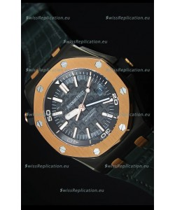 Audemars Piguet Royal Oak Diver Ember Limited Edition 1:1 Mirror Replica 3120 Movement