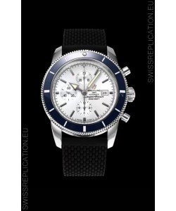 Breitling SuperOcean Heritage II 44MM White Dial Swiss Replica Watch