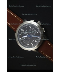 Glashuette Senator Navigator Chronograph Edition Swiss Replica Watch