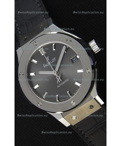 Hublot Big Bang Classic Fusion 38MM 1:1 Mirror Replica Watch Grey Dial