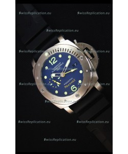 Panerai Luminor Submersible GMT PAM719 Pole 2 Pole Edition 1:1 Mirror Replica Watch