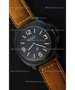 Panerai Luminor Marina Carbotech Saudi Limited Edition Swiss Replica Watch