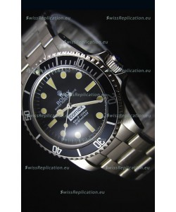 Rolex Submariner COMEX Edition Japanese Movement Watch