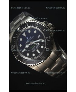 Rolex Sea-Dweller Deepsea Blue 116660 2017 Best Edition 1:1 Ultimate Mirror Swiss Watch