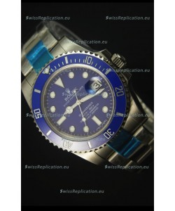 Rolex Submariner 116610 Blue Ceramic - The Ultimate Best Edition 2017 Swiss Replica Watch
