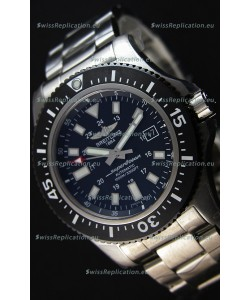 Breitling SuperOcean 44 Special Steel Swiss Replica Watch with Steel Strap